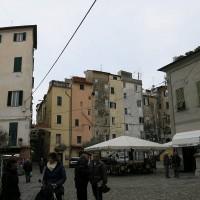 Platz in San Remo